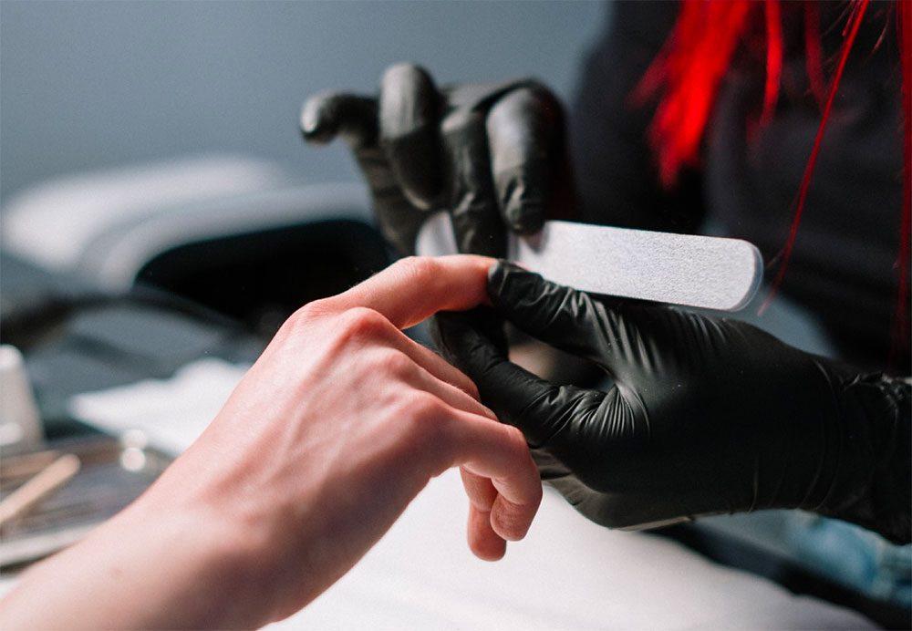 manicura y pedicura a domicilio segura con protocolo Covid 19
